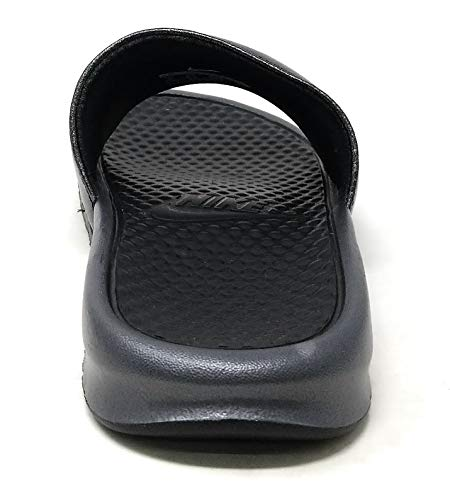 Metallic Wmns Basses Qs Multicolore Sneakers metallic black Jdi Nike Femme Black 001 Benassi fdxYdt
