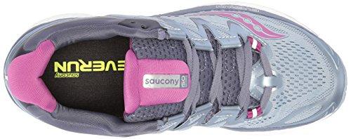 Saucony Femme 4 Triumph Iso Grey Gymnastique de Chaussures Fog COq4fxrPCw