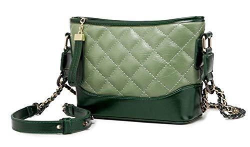 Donna Borsetta Handbag Tracolla Green A Borsa OwZdq0