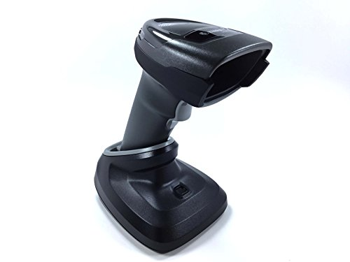 Zebra Symbol DS2278-SR Wireless 2D/1D Bluetooth Barcode Scanner/Imager, Includes Cradle, Power Supply, RS232 Cable and Heavy-Duty Shielded 7FT USB Cable (CBA-U21-S07ZAR)