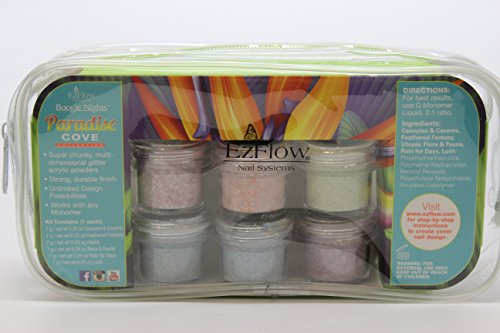 Coloured Collection - Ez Flow Design Colored Acrylic Kits (Paradise Cove Collection)
