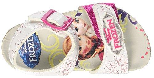 Frozen Fro0607 - Sandalias deportivas Niñas Rosa