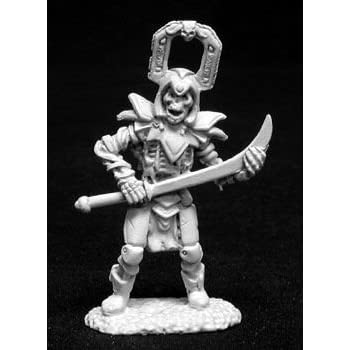 Reaper Miniatures Prince Of the Undead #02646 Dark Heaven Unpainted Metal