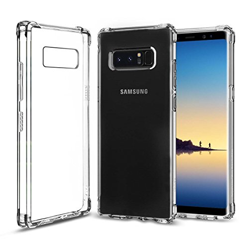 Phone Case for Galaxy Note 8 Cases Clear, Ultra Thin Clear S