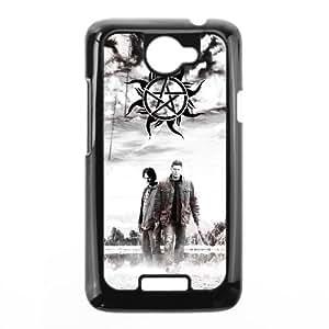 HTC One X Phone Case Black Supernatural KG4498449