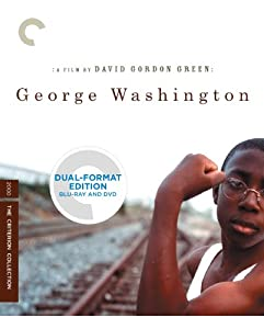 Cover Image for 'George Washington (Criterion Collection) (Blu-ray/DVD)'