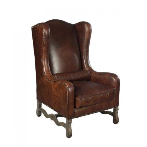 Ohrensessel Alton classic Vintage-Leder