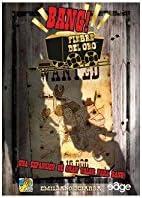 Edge Entertainment-Bang: Fiebre del Oro-español (Edge Enterteinment EEDVBA05): Amazon.es: Juguetes y juegos