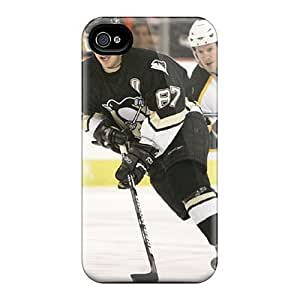 Hot Snap-on Sidney Crosby Hard Cover Case/ Protective Case For Iphone 4/4s by icecream design