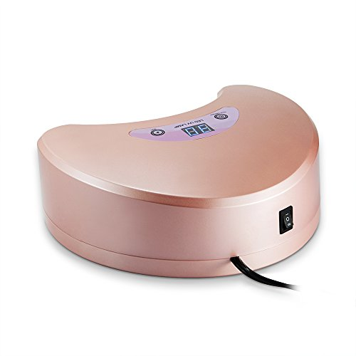 USpicy CRESCENT LED Nail Polish Lamp / Lights / Dryer for Curing ...