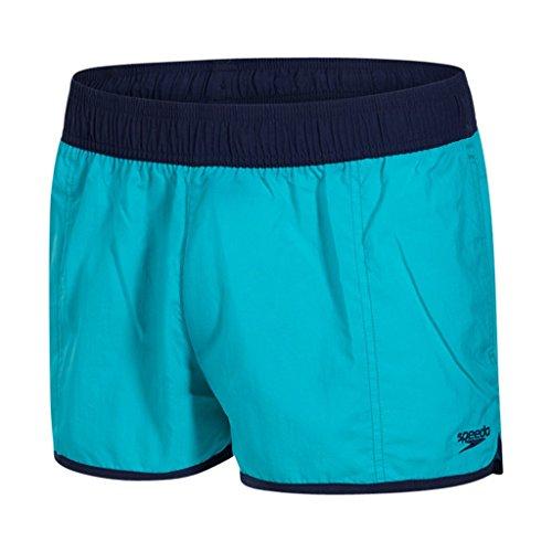 Boxer 10 Af Colour Mare Speedo Navy blu Mix Wsht Azzurro Donna wqa76RT