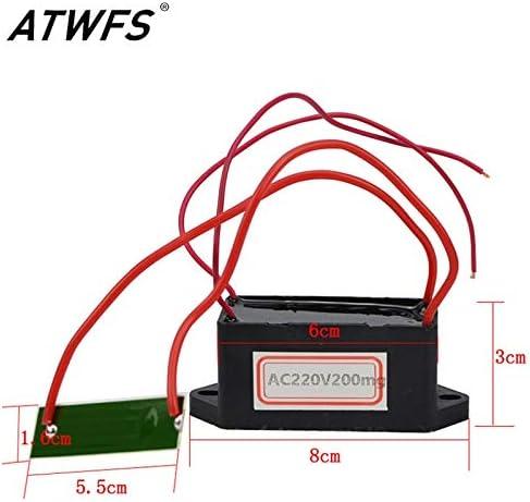 Tyro ATWFS generador de ozono portátil 12 V/220 V 500 MG de ...