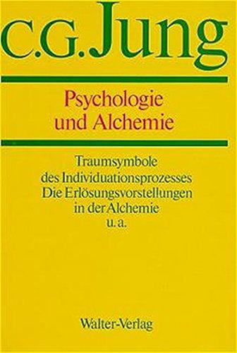 C.G.Jung, Gesammelte Werke. Bände 1-20 Hardcover: Gesammelte Werke, 20 Bde., Briefe, 3 Bde. und 3 Suppl.-Bde., in 30 Tl.-Bdn., Bd.12, Psychologie und Alchemie
