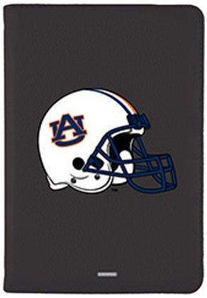 Coveroo Swivel Leather Folio with Stand for iPad mini - Black/Auburn University Helmet (603-5182-BK-HC)