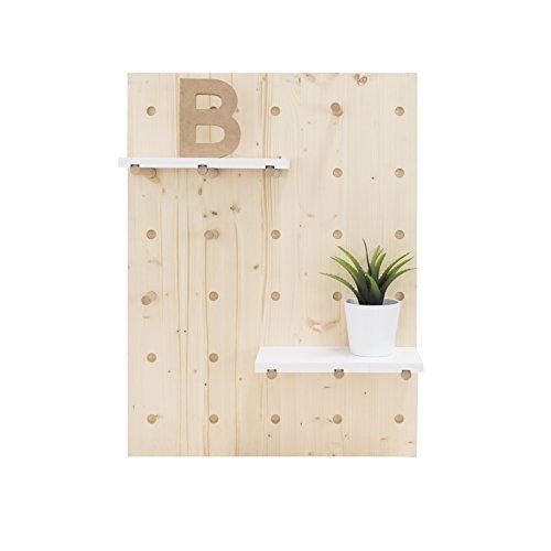 Decowood Panel Accessories, Wood, Beige, 120x 40x 2cm by Decowood (Image #1)