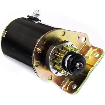 NEW Starter John Deere L100 L105 L107 Briggs /& Stratton