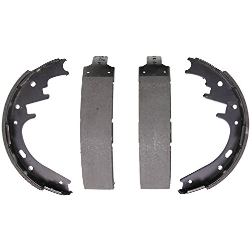 hoe Set, Rear (Ford Brake Shoe Set)