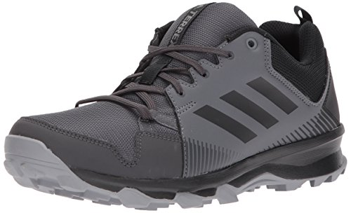 adidas outdoor Women's Terrex Tracerocker W Trail Running Shoe, Grey Five/Black/Utility Black,...