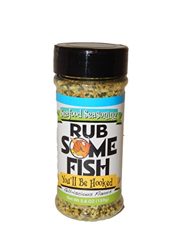 Rub Some Fish 5.6oz