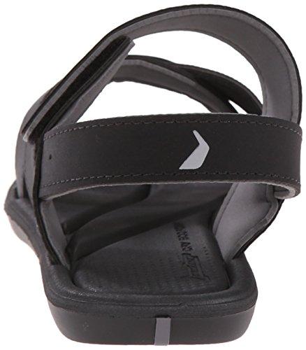 black Plush Womens w rider Plush Sandal II Black Sandal W Ii 7wqvCx