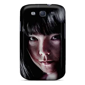 High-end Case Cover Protector For Galaxy S3(bjork In Black)
