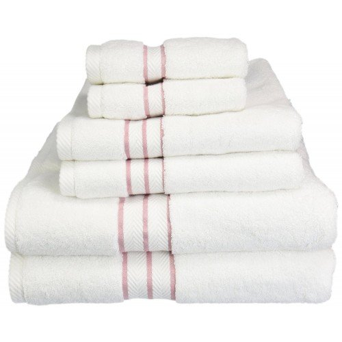 6 Piece Egyptian Cotton ExceptionalSheets Colored