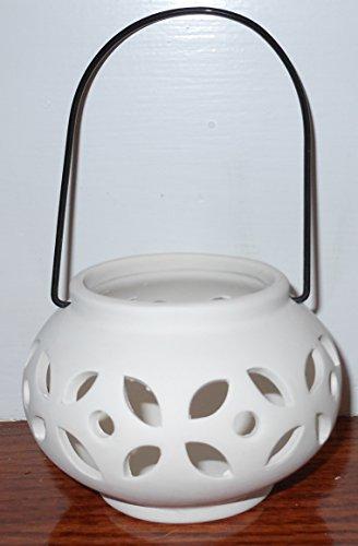 Decorative Hanging Lantern - Paint Your Own Ceramic Keepsake