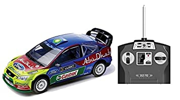 Ford Focus Wrc 2006 1 16 Rc Car Racing Remote Control With