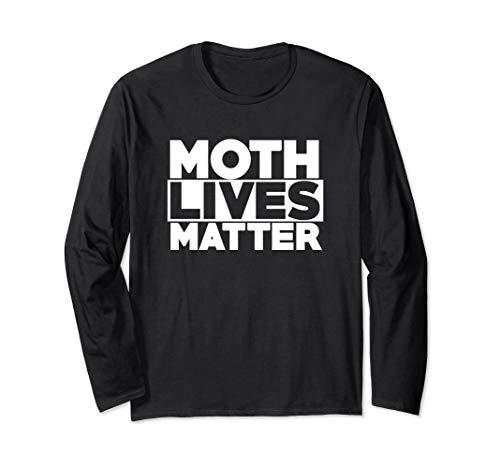 Moth Lives Matter Funny Meme Halloween Costume Shirt -