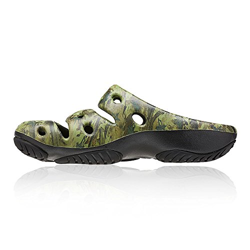 Appassionato Mens Yogui Arts Camo Green
