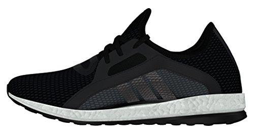 adidas Pureboost X, Chaussures de Running Mixte Adulte, Argent Noir (Negbas / Negbas / Grpudg)