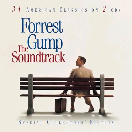 Pop CD, Forrest Gump O.S.T(2CD)[002kr] (Forrest Gump Ost)