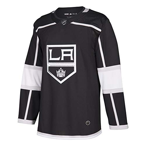 - adidas Los Angeles Kings NHL Men's Climalite Authentic Team Hockey Jersey