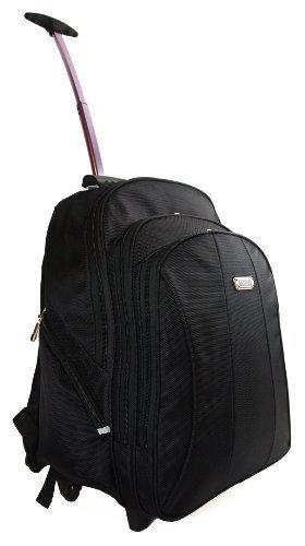 Bolso mochila de viaje con rueditas Grande Alta Calidad