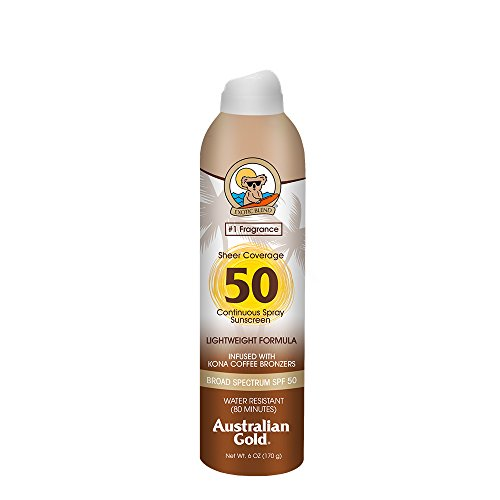 Australian Gold Coverage Continuous Sunscreen