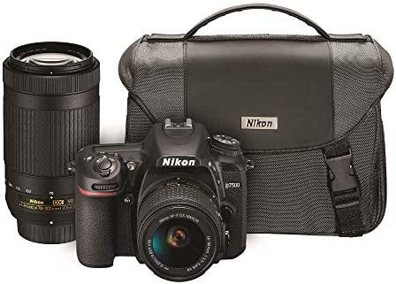Nikon D7500 Dual Zoom Lens product image