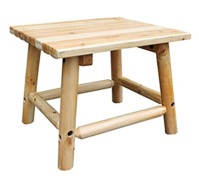 Leigh Country Aspen High End Table