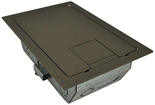 FSR RFL3-D1G-SLCLY Raised Access Floor Box