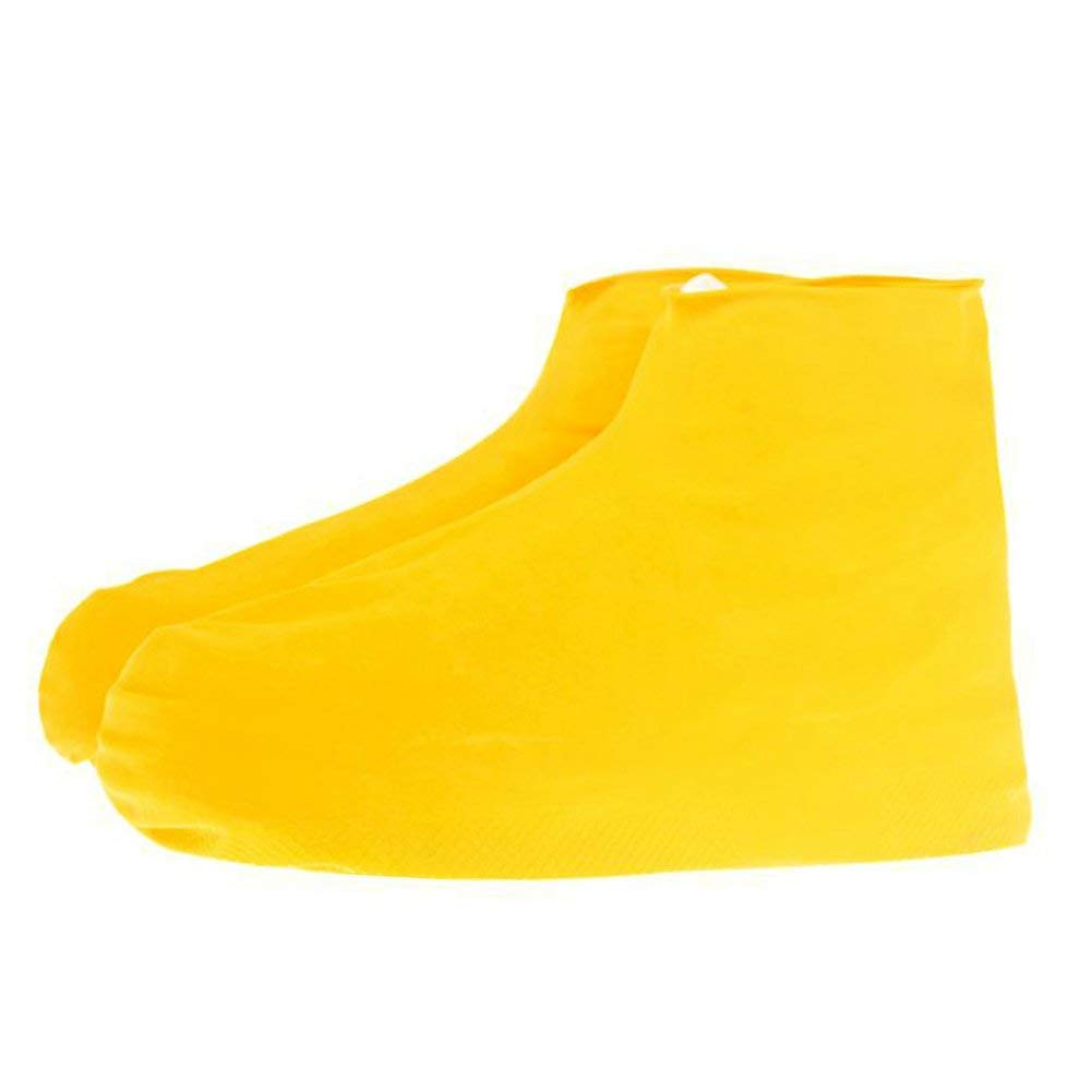 Useful Waterproof Shoes Antiskid Reusable Raincoat Set Rain Coat Shoe Boots