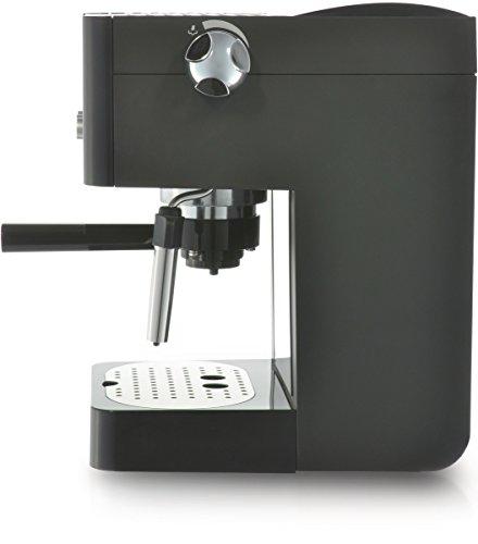 Gaggia GranGaggia Deluxe Black Macchina Manuale per il Caffè Espresso, per Macinato e Cialde, 15 bar, Colore Nero… 3