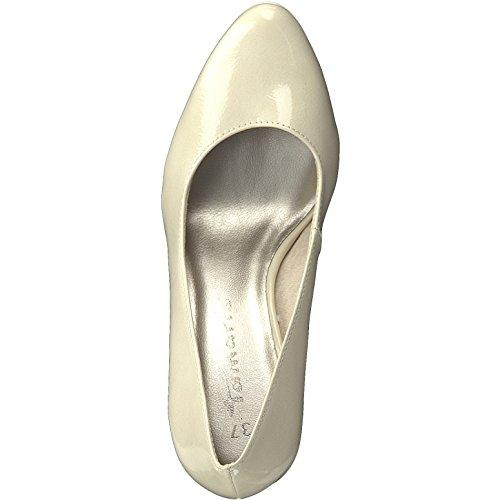 Cream Tamaris Stiletto Womens High Heels z7F5qH6