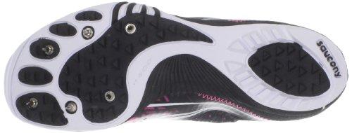 Shay Black Women's Pink Spike XC3 Shoe White Saucony Running qUv5ZW