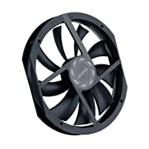200x30mm Tricool Fan 3 Speed Switch Sleeved 12v Dc