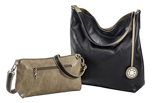 sydney-love-womens-reversible-hobo-with-additional-cross-body-pouch-taupe-black-medium