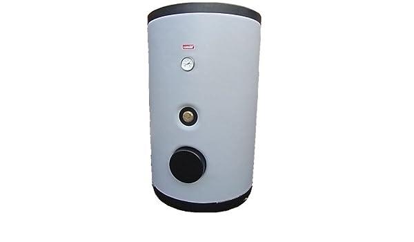 Calentador de agua 200 Liter con 1 intercambiador de calor: Amazon.es: Bricolaje y herramientas