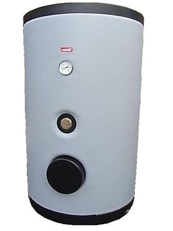 Warmwasserspeicher 200 Liter mit 1 Wärmetauscher: Amazon.de: Baumarkt