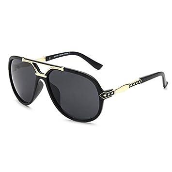 0ef77fb97e Izusa (TM) lunettes de soleil gros cadre classique rétro pour femmes,