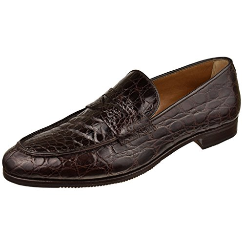 gravati-mens-shoes-crocodile-penny-loafer-8m-us-8-m-brown