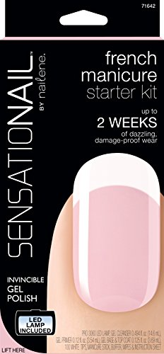 sensationail gel nail kit