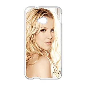 Britney Spears HTC One M7 Cell Phone Case White Nbeyc